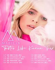 Madilyn Bailey Tastes Like Karma Tour 2020 巡演 北京站