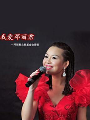 2015 甜蜜蜜 邓丽君经典歌曲 杨洁上海演唱会