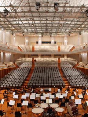自新大陆 英国伯明翰市立交响乐团新年音乐会