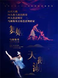 乌克兰哈尔科夫国家芭蕾舞剧院《天鹅湖》